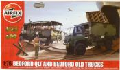 Airfix A03306 Bedford QLT and QLD Trucks